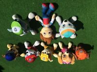 Complete collection of Paw Patrol Plush toys (8 in total)