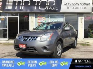 2013 Nissan Rogue S ** Bluetooth, Well Equipped, Affordable **