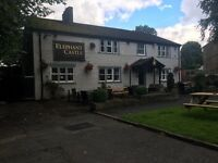 Chef / cook for busy Rochdale pub