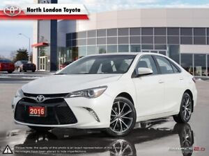 2016 Toyota Camry XSE Comfortable and spacious interior with...