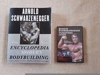Arnold Schwarzenegger The New Encyclopedia of Modern Bodybuilding & Pumping Iron DVD