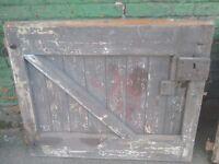Original stable door