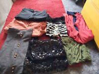 Women's clothing bundle size 10