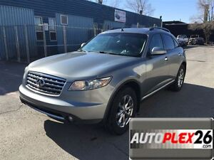 2008 Infiniti FX35 TECHNOLOGIE PACKAGE