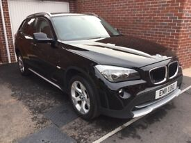 BMW X1 Xdrive, One previous owner, Full service history.