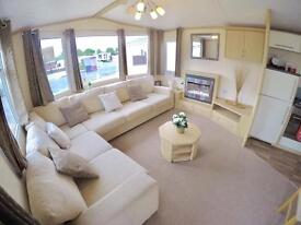 2 Bedroom bright and modern Static Caravan for sale!