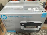 Brand new sealed HP officejet Pro 7740 wide format A3 printer