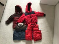 Boy bundle for 2 to 3 years old, next, gap, H&M for summer and winter