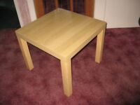 Light Square Occasional/Side Table