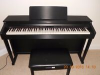 ROLAND DIGITAL PIANO HP-503-SB IN BRAND NEW CONDITION AS HARDLY USED