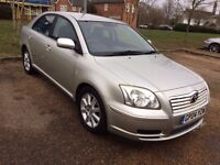 Toyota Avensis 1.8 VVT Automatic Petrol with full service history