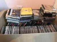 300-400 Assorted Jazz CD's -