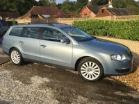 VW Passat Highline 2.0 TDI 2009 - Excellent condition, FSH, leather interior.