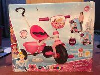 Disney Princess Smoby Trike