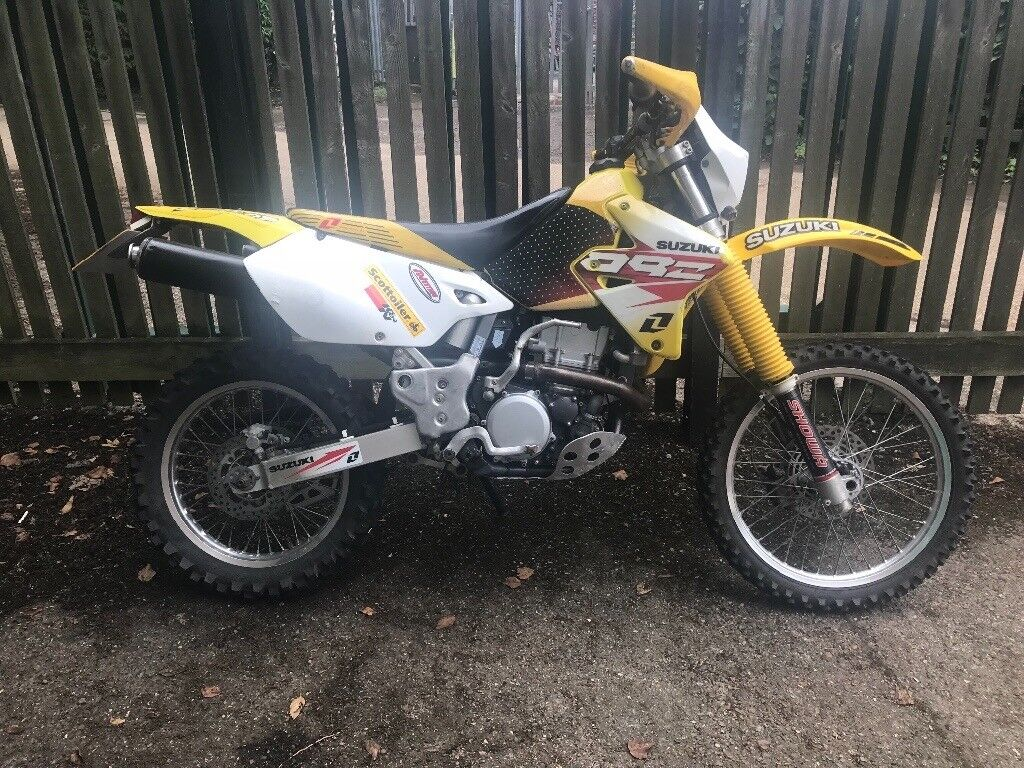 Suzuki DRZ400 E, ONLY 8,000 MILES, 1 years MOT, great condition xt xr wr  crf DRZ 400 DRZ400E | in Stevenage, Hertfordshire | Gumtree