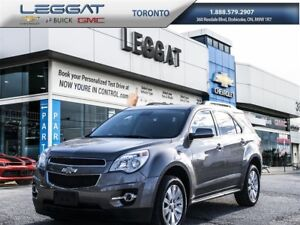 2012 Chevrolet Equinox 2LT AWD, Rare V6 and much more...