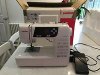 Janome 2160DC Computerised Sewing Machine BRAND NEW