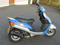 2009 Scooter