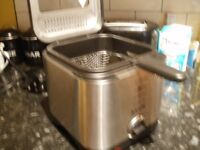 DEEP FAT FRYER/MINI - USED ONLY ONCE!!