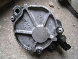 ford focus 1.6 tdci 90 --- bosch brake vacuum pump