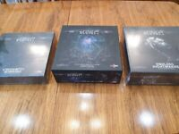 Deep Madness Board Game + expansions