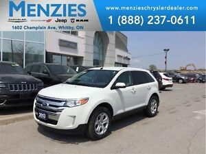 2013 Ford Edge SEL, Bluetooth, Backup Cam, Clean Carproof