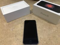 iPhone SE - 16GB - in Space Grey
