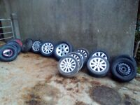 Spare Wheels Space Savers Alloys Ford Jaguar Jeep Rover