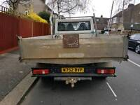 Ford Transit MWB 35 Single Cabin Tipper - Hydraulic Pump Lift - 106,000 Miles Only - 1 Owner Truck