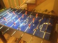 FOOSBALL TABLE - PRICE NEGOTIABLE!