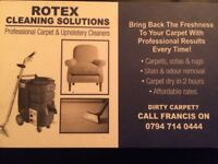 Rotex cleaning solutions, professional carpet & upholstery cleaners, Carpets, sofas and rugs