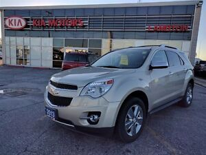 2013 Chevrolet Equinox LTZ INCREDIBLY LOW KM One Local Owner Sarnia Sarnia Area image 1