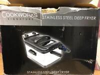 Cookworks Deep Fryer