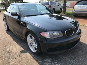 2011BMW 1 Series 135i M SPORT PKG, TWIN TURBO ONE OWNER CLEAN CP