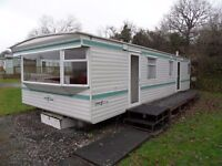 CARNABY CROWN 32' x 12' STATIC CARAVAN FOR SALE OFF SITE