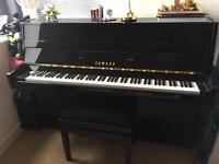 Yamaha Upright Piano - B1 silent