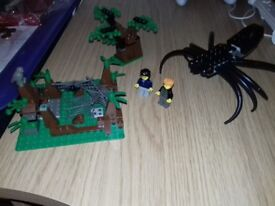 LEGO Harry Potter 4727 - Aragog In The Forbidden Forest