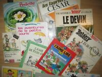 Books for children in French