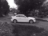 Bmw 118d white parts an spares