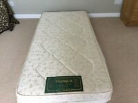 Single Mattress, As New Condition