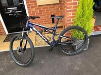 Kona Precept 2017 - Full Suspension mountain bike and just serviced, not Cube, Ghost
