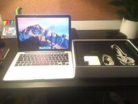 Apple Macbook Pro (2014) 13inch Retina Display, 2.6GHz Processor, 8gb RAM, 128gb Storage