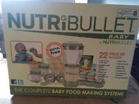Baby nutribullet