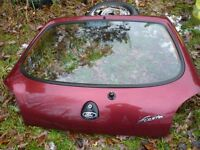 tailgate for ford fiesta mk 4
