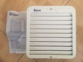 Xodus 6 inch fan with timer NEW boxed