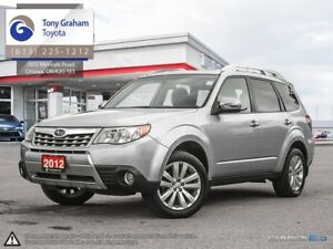 2012 Subaru Forester 2.5X Convenience Package