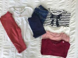 Baby Clothes bundle 6-9mths