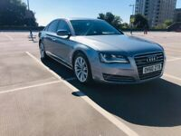 Audi, A8, Saloon, 2010, Semi-Auto, 4163 (cc), 4 doors