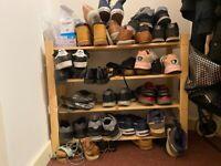 Shoe Rack (4 shelves)
