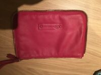 Handbag \ Clutch \ makeup bag Linea Pelle